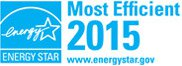 Most Energy Efficient 2015